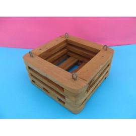 Square basket 13 cm