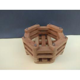 Koszyk ośmiokątny 15 cm