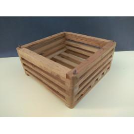 Koszyk kwadratowy 20 cm